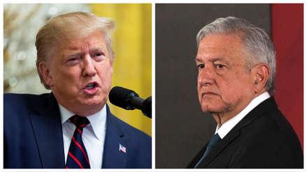 Esto fue lo que Donald Trump habló con López Obrador tras la fallida captura del hijo de 'El Chapo'