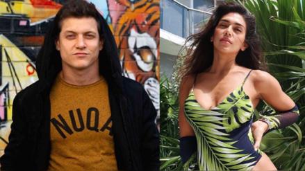 """Vania Bludau revela que Gino Pesaressi le fue infiel a su expareja con ella: """"En fin, soy mala amiga"""""""