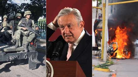El fallido operativo contra el hijo del Chapo provoca la peor crisis del Gobierno de López Obrador