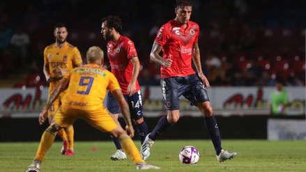 Tigres justificó los dos goles ante Veracruz que se negó a jugar 4 minutos
