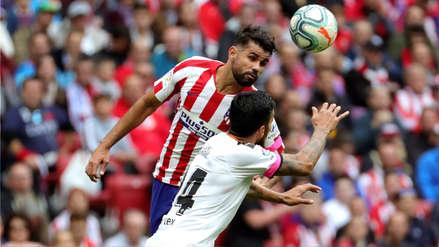 Atlético de Madrid empató 1-1 ante Valencia por la fecha 9 de la LaLiga 2019