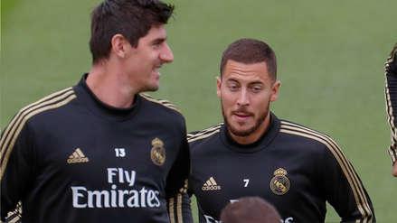 Eden Hazard baja de última hora en el Real Madrid vs. Mallorca por esta razón