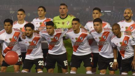 ¡Equipo listo! Marcelo Gallardo confirmó el once de River Plate para enfrentar a Boca Juniors por la Copa Libertadores