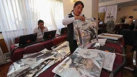 Dos personas murieron por paros cardíacos tras emitir su voto en Bolivia