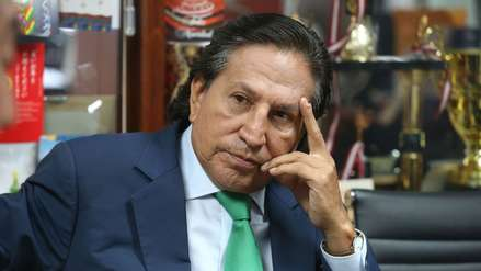 Fiscal de EE.UU. presentó moción para evitar libertad bajo fianza de Alejandro Toledo