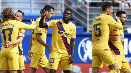 Barcelona sufrió baja de última hora para el partido ante Slavia de Praga por la Champions League
