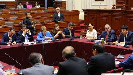 Corte rechazó recurso presentado por parlamentario fujimorista contra disolución del Congreso