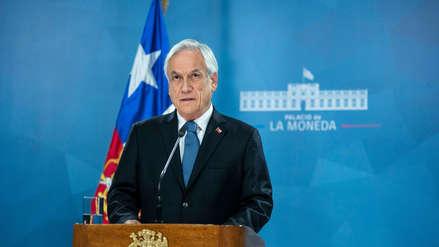 ¡Cambio radical! Sebastián Piñera retrocede ante protestas y anuncia paquete de medidas sociales