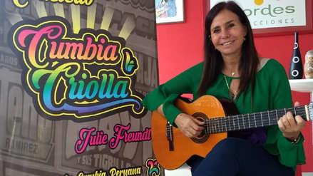 """Julie Freundt sobre su nuevo álbum """"Cumbia Criolla"""": """"Es un disco para cantar y bailar"""""""