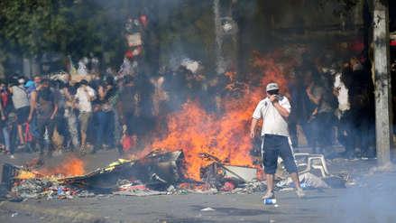 Cuatro muertos por disparos entre los 15 fallecidos por violentas protestas en Chile