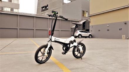 Lucha contra el tráfico con una bicicleta eléctrica: Probamos la TC-01 de Techcool