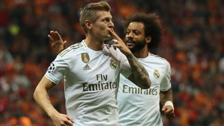 Real Madrid vs. Galatasaray: resultado, resumen y goles de partido por Champions League