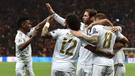 Toni Kroos le dio el triunfo a Real Madrid ante Galatasaray por el grupo A de la Champions League