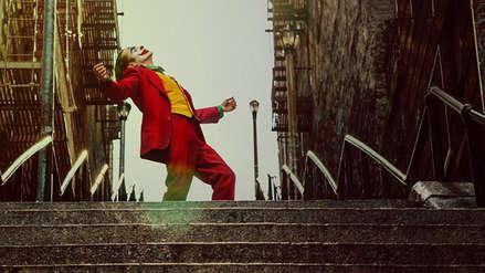 """""""Joker"""": fanáticos se vuelven locos y se toman fotos en las escaleras que aparecen en la película"""