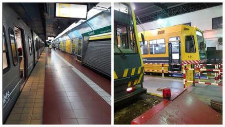 Argentina demandó al Metro de Madrid por venta de trenes con asbesto y exige 14 millones de euros