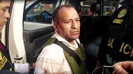 Detienen a hombre acusado de violar en reiteradas ocasiones a niña de 13 años en Chosica