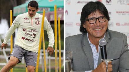 Aldo Corzo se pronunció sobre la posible extensión de contrato de Ángel Comizzo