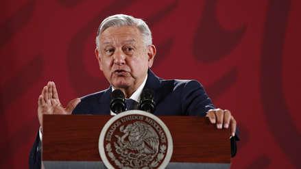 El presidente de México dice que no puede reducir la violencia