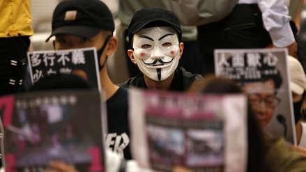 Hong Kong retiró oficialmente la ley de extradición que originó las protestas masivas