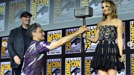 Natalie Portman: ¿Aprueba que se incluya la historia del cáncer de Jane Foster en la nueva cinta de Thor?