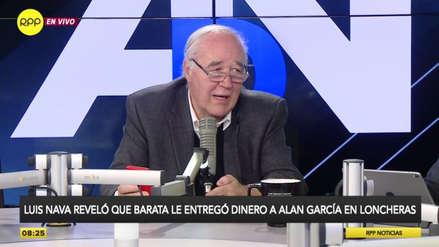 Comisión Lava Jato no incluyó a Alan García en su informe tras votación, aseguró García Belaunde