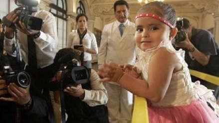 Milagros, la 'niña sirenita', murió a los 15 años