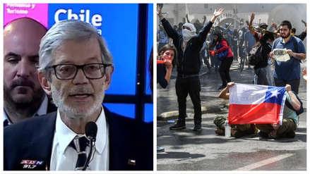 Ministro chileno pidió perdón a sus compatriotas por llamado a madrugar para pagar menos por el metro