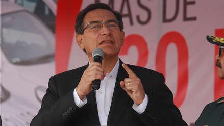 Vizcarra: No corresponde presentar el Plan de Gobierno ante la Comisión Permanente