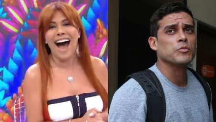 Magaly Medina aprovechó el temblor para burlarse de Christian Domínguez:
