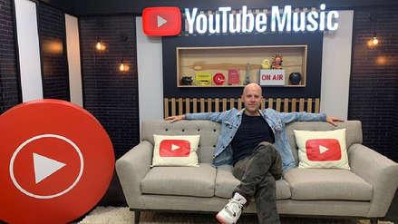 """Gian Marco presentó su nuevo sencillo """"Más de lo que yo te quiero"""" [VIDEO]"""