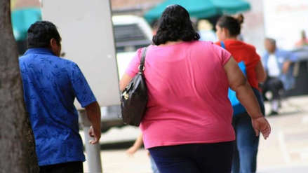 Minsa advierte que unos 14 millones de peruanos sufren de sobrepeso y obesidad