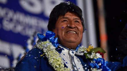 Tribunal electoral de Bolivia confirma victoria de Evo Morales para cuarto mandato