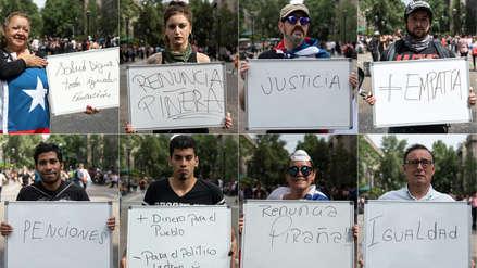 Chile abrió sus puertas a la ONU para ahuyentar al fantasma de la represión