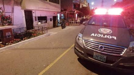 Delincuentes asesinan a un hombre para robarle su celular en la puerta de su vivienda en SMP