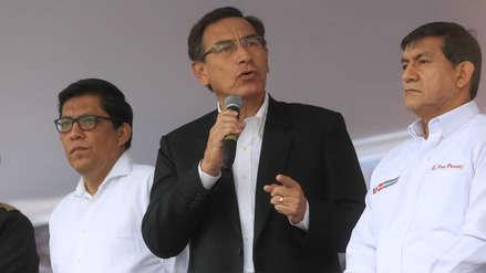 Martín Vizcarra confiesa que