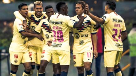 América venció 2-0 al Puebla por la fecha 15 del Torneo Apertura de la Liga MX