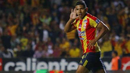 Edison Flores recibió elogios de la prensa mexicana tras su gol ante Santos