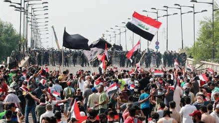 Más de 40 muertos en violentas manifestaciones antigubernamentales en Irak