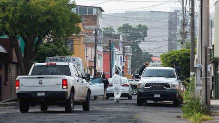 Trece personas murieron por enfrentamiento entre bandas de narcotráficantes en el oeste de México