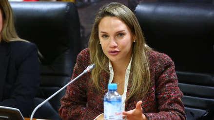 Luciana León realizó llamadas a Elías Cuba y Alex Peña, acusados de integrar 'Los Intocables Ediles'