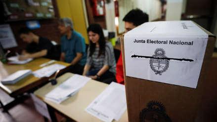 Elecciones en Argentina | Los argentinos acuden hoy a las urnas para elegir nuevo presidente