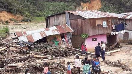Junín: Una menor fallecida y cinco heridos deja deslizamiento en Chanchamayo
