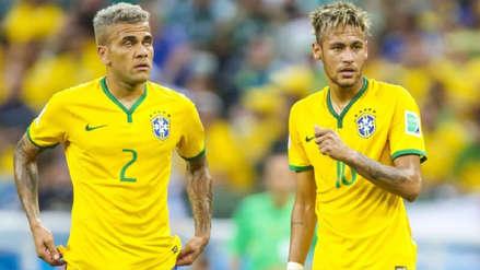 Dani Alves y su revelación sobre Neymar: