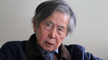 """Alberto Fujimori: """"Quienes choquen con la unidad no tienen lugar en la familia fujimorista"""""""