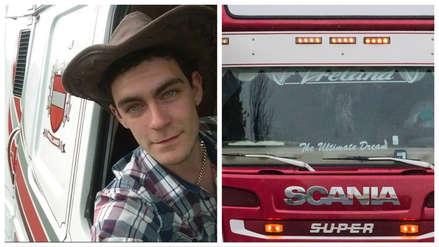¿Quién es Maurice Robinson? el camionero que llevaba 39 cadáveres en un frigorífico a Reino Unido