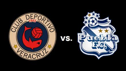 Veracruz venció por 1-0 al Puebla por la fecha 16 el Torneo Apertura de la Liga MX