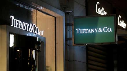 Louis Vuitton busca comprar la joyería Tiffany & Co