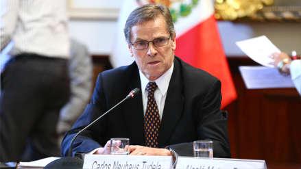 Fiscalía solicita al PPC aclarar participación de Carlos Neuhaus en campañas de Lourdes Flores