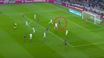 ¡Golazo en primera! Arturo Vidal anotó con Barcelona tras fantástico pase de Lionel Messi