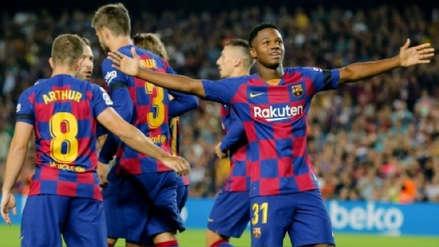 ¡Reemplaza a este crack! Ansu Fati jugará de titular en el Barcelona vs. Valladolid